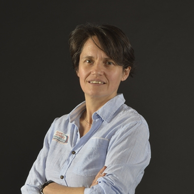 Estelle Graveleau - Directrice du Team