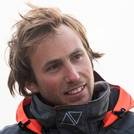 Achille Nebout - Navigateur associé
