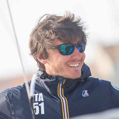 Alberto Bona - Navigateur associé