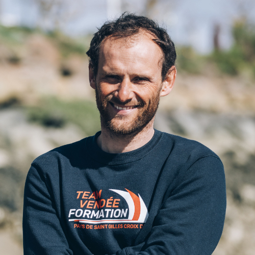 Etienne Saïz - Responsable sportif