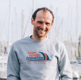 Etienne Saïz – Responsable sportif
