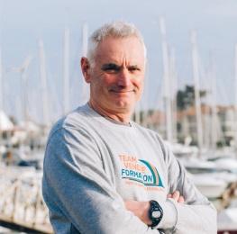 Jacques Rigalleau - Navigateur