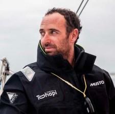 Sébastien Marsset - Navigateur en route vers l'Imoca